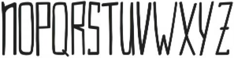 VersionType Pro ttf (400) Font LOWERCASE