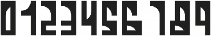 Vert Regular otf (400) Font OTHER CHARS