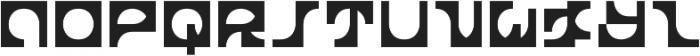 Vert Regular otf (400) Font LOWERCASE