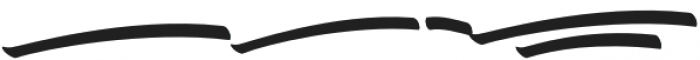 Vertica Swash Regular otf (400) Font UPPERCASE