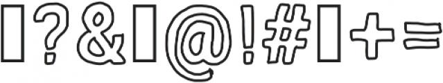 Verumai ttf (400) Font OTHER CHARS