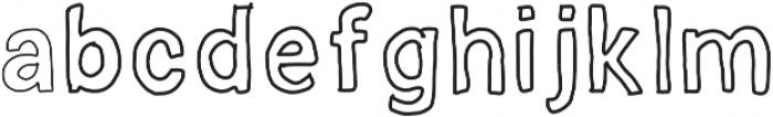 Verumai ttf (400) Font LOWERCASE