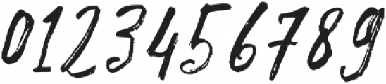 Vetto Rosella Slant otf (400) Font OTHER CHARS