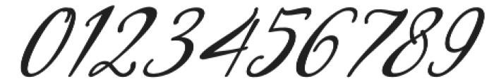 Vettorell Slant Super otf (400) Font OTHER CHARS