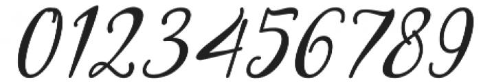 Vettorell Slant otf (400) Font OTHER CHARS