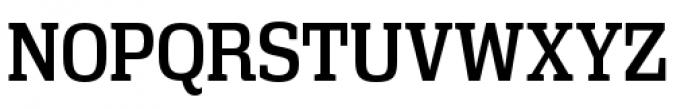 Vectipede Regular Font UPPERCASE