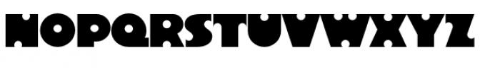 Velvet Teen PB Font LOWERCASE