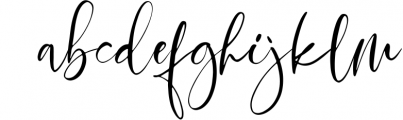 Velomo CB 2 Stylish font Font LOWERCASE