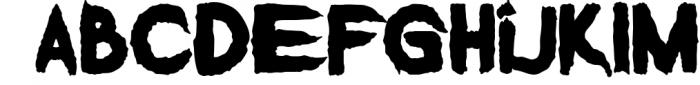 Vermillion Display Font 1 Font LOWERCASE