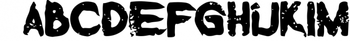 Vermillion Display Font Font LOWERCASE