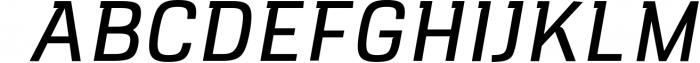 VersaBlock Pro Sharp Geometric Font 1 Font UPPERCASE
