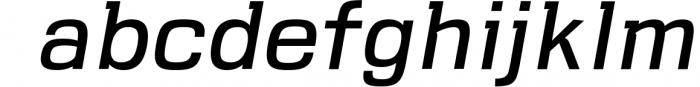 VersaBlock Pro Sharp Geometric Font 1 Font LOWERCASE