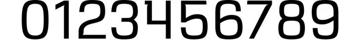 VersaBlock Pro Sharp Geometric Font 4 Font OTHER CHARS