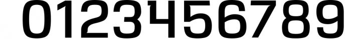 VersaBlock Pro Sharp Geometric Font 6 Font OTHER CHARS