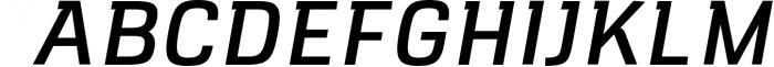 VersaBlock Pro Sharp Geometric Font 7 Font UPPERCASE