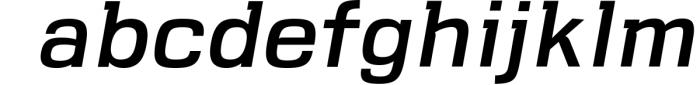 VersaBlock Pro Sharp Geometric Font 7 Font LOWERCASE