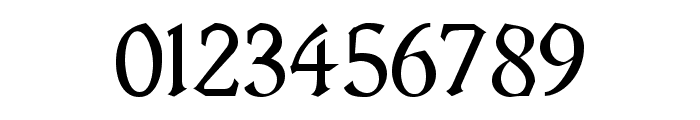 Vecna Font OTHER CHARS