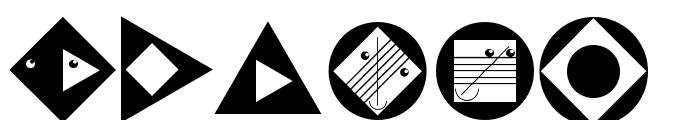 Vectorism Font OTHER CHARS