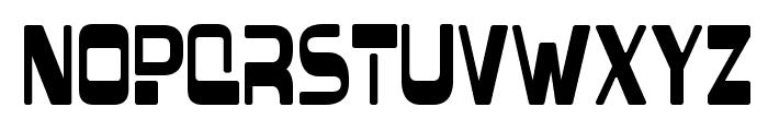 Vectroid-Regular Font UPPERCASE