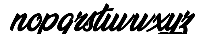 Vegan Style Personal Use  Font LOWERCASE