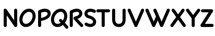 Veggieburger-Bold Font UPPERCASE