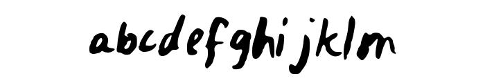 Veila Medium Font LOWERCASE