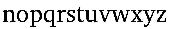 Veleka-Regular Font LOWERCASE