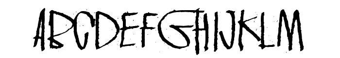 Velvet Dream Font UPPERCASE