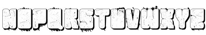 Velvet Drop Font LOWERCASE