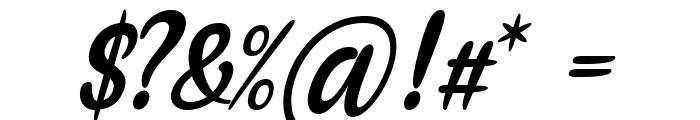 Veni Font OTHER CHARS