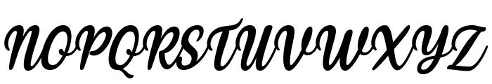 Veni Font UPPERCASE