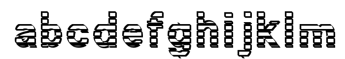 Venitiennes Tryout Font LOWERCASE