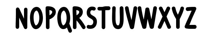 Ventura Edding Bold Font UPPERCASE