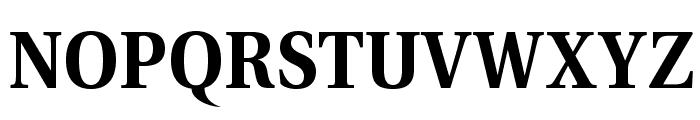 VenturisADF-Bold Font UPPERCASE