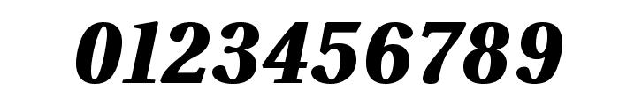 VenturisADFHeavy-Italic Font OTHER CHARS