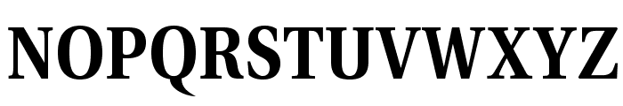 VenturisADFNo2-Bold Font UPPERCASE