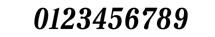 VenturisADFNo2-BoldItalic Font OTHER CHARS
