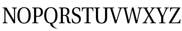 VenturisADFNo2-Regular Font UPPERCASE