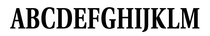 VenturisADFNo2Cd-Bold Font UPPERCASE