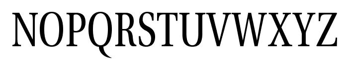 VenturisADFNo2Cd-Regular Font UPPERCASE