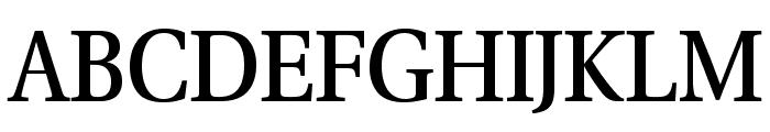 VenturisADFNo2Med-Regular Font UPPERCASE