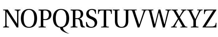 VenturisADFStyle-Regular Font UPPERCASE