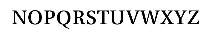 VenturisADFStyle-Regular Font LOWERCASE