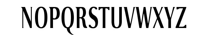 VenturisADFTitlingNo1 Font UPPERCASE