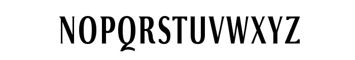 VenturisADFTitlingNo1 Font LOWERCASE