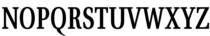 VenturisADFTitlingNo2 Font UPPERCASE