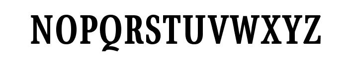 VenturisADFTitlingNo2 Font LOWERCASE