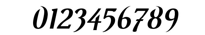 VenturisOldADF-BoldItalic Font OTHER CHARS