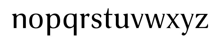 VenturisSansADF-Regular Font LOWERCASE