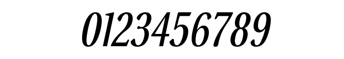 VenturisSansADFCd-Italic Font OTHER CHARS